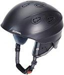 Alpina Grap 2.0 Ski Helmet black matt 61-64cm 2018 Ski- & Snowboardhelme, Gr. 61