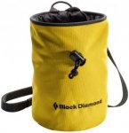 Black Diamond Mojo Chalk Bag ochre M/L 2019 Chalkbags, Gr. M/L