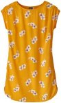 Patagonia June Lake Dress Women Mariposa Lily: Rugby Yellow S 2018 Kleider, Gr.