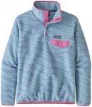 Patagonia Lightweight Synchilla Snap-T Pullover Damen eucalyptus fronds/berlin b