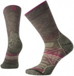 Smartwool PhD Outdoor Light Crew Socks Women Taupe S | 34-37 2018 Wollsocken, Gr