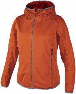 CMP Woman Fix Hood Softshell Reverse Jacket 3A54666 Damen Softshelljacke