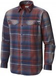 Columbia Silver Ridge Flannel Long Sleeve Shirt Men Herren Hemd