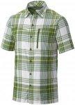 Columbia Silver Ridge Plaid Short Sleeve Shirt Men Kurzarm-Hemd Herren