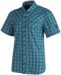 Mammut Asko Shirt Men Kurzarmhemd Herren