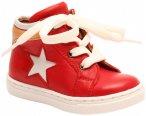Bisgaard - Kid's Uffe - Sneaker 19 rot/weiß
