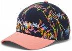 Columbia - Youth Tech Ball Cap - Cap Gr One Size blau/schwarz;schwarz/beige