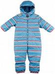 Ducksday - Kids Baby Snow Suit - Overall Gr 92 blau/türkis