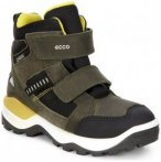 Ecco - Youth Snow Mountain - Winterschuhe Gr 37 oliv