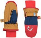 Finkid - Kid's Kirjava - Handschuhe Gr Unisex L;M;S rot/blau/beige;rot/orange/bl