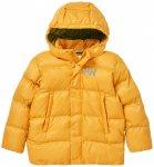 Helly Hansen - Kid's Vika Puffy Jacket - Winterjacke Gr 7 orange