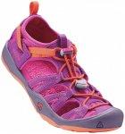 Keen - Youth Moxie Sandal - Sandalen US 6 rosa/lila/rot