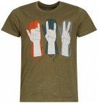 Outdoor Research - Alti Horns S/S Tee - T-Shirt Gr L;M;S;XL;XXL oliv