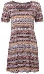 Sherpa - Women's Kira Swing Dress - Kleid Gr M grau