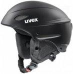 Uvex - Skid - Skihelm Gr 55-58 cm;59-63 cm grau/weiß/schwarz