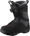 Snowboard Boots Salomon Pearl Boa Damen schwarz, Gr. 24.5cm