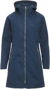 FRILUFTS Ullahau Coat Frauen Gr. 46 - Übergangsjacke - blau