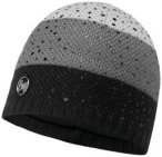Buff Lifestyle Knitted & Polar Fleece Hat Lia black chic