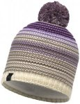 Buff Lifestyle Knitted und Polar Fleece Hat Neper violet