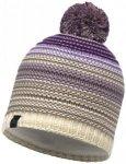 Buff Neper Strick- und Fleecemütze violet