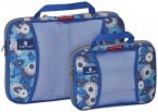 Eagle Creek Pack-It Compression Cube Set daisy chain blue