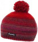 Eisbär Kunita Pompon Mütze roteffekt