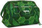 ergobag Sporttasche ECO HERO Limited Edition elfmetbär (grün fußball)