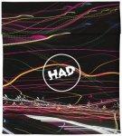 HAD Go! Storage Wristband /S-M dancing lights