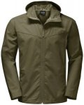 Jack Wolfskin Amber Road Jacket Men burnt olive S