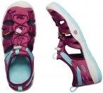 Keen Moxie Sandal red violet/pastel turquoise 1 (32/33)