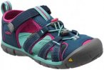 Keen Seacamp II CNX Kids und Youth poseidon/very berry 10 (27/28)