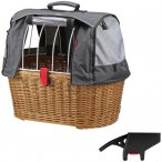 KLICKfix Doggy Basket Plus Korbklip natur