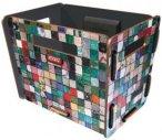 KLICKfix Radkiste 1 für Lenker mosaik
