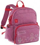 Lässig 4Kids Medium Backpack About friends mélange pink