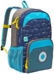 Lässig 4Kids Big Backpack cars navy
