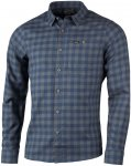 Lundhags Ekren MS LS Shirt deep blue XL
