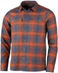 Lundhags Rask LS Shirt amber L