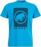 Mammut Trovat T-Shirt Men gentian prt2 L