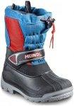Meindl Snowy 3000 petrol/rot 38