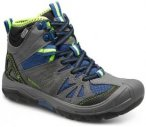 Merrell Capra Mid Waterproof grey/blue 30