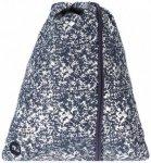 Mi-Pac Premium Kit Bag Kids denim-splatter-indigo-silver