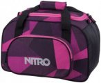 Nitro Duffle Bag XS fragments purple