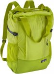 Patagonia Lightweight Travel Tote Pack celery green