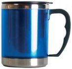 Relags Edelstahl Thermobecher Mug 0,42 L blau