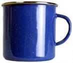 Basic Nature Emaille Tasse 360 ml blau 360 ml