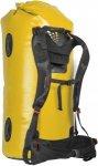 Sea to Summit Hydraulic Dry Bag 120 L mit abnehmbarem Rückenpanel yellow