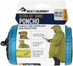 Sea to Summit Poncho 15D blue
