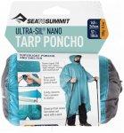 Sea to Summit Ultra-Sil Nano Tarp Poncho blue