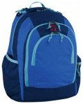 Take It Easy Schulrucksack Berlin zoom blue