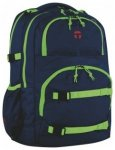 Take It Easy Schulrucksack Oslo-Flex lime